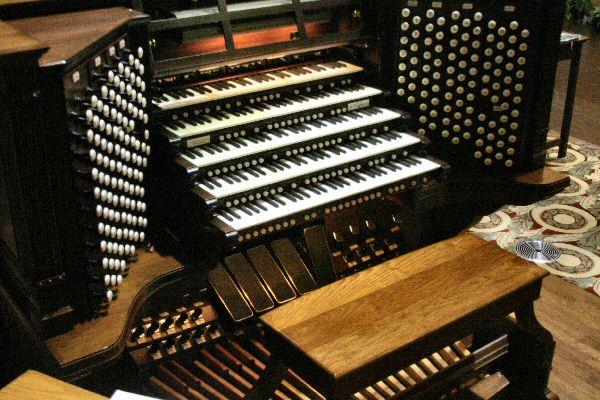 Photo of Tabernacle Organ